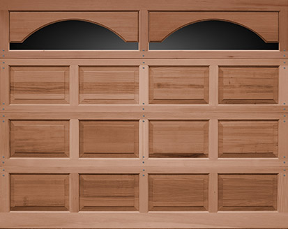 CLASSIC WOOD COLLECTION. RAISED PANEL WOOD GARAGE DOORS - Classic Wood Garage Doors, Glens Falls NY Winchip Overhead Door