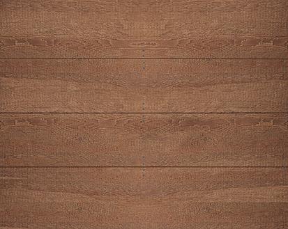 Flush Panel Wood Garage Door - Classic Wood Garage Doors, Glens Falls NY Winchip Overhead Door