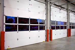 Clopay Commercial Overhead Doors in Upstate New York.
