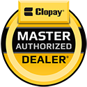 Master Authorized Clopay Garage Door Dealer